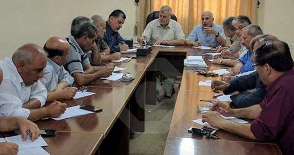 Le fazioni palestinesi: le dichiarazioni dei fathawi complicano la situazione e ostacolano la riconciliazione