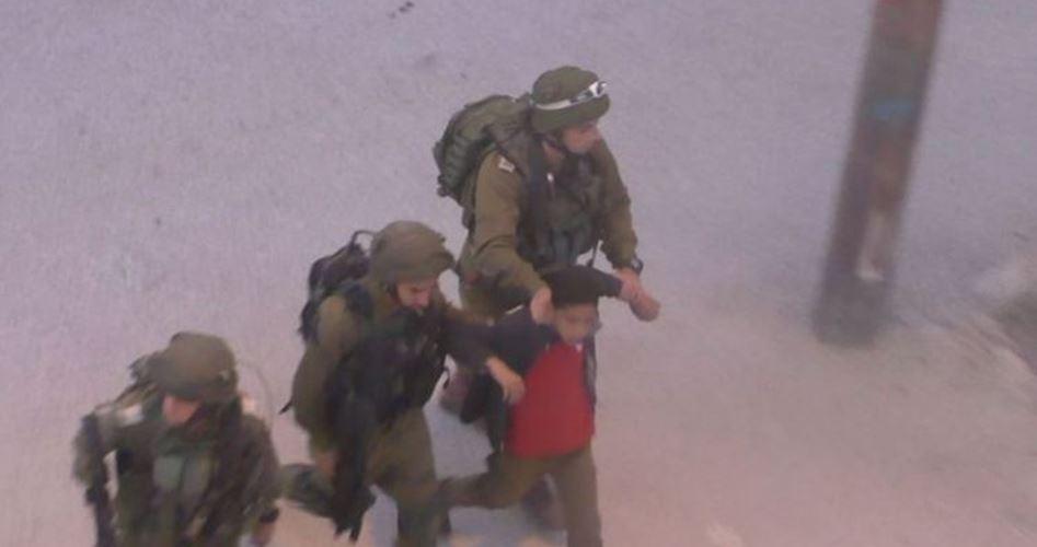 483 minorenni palestinesi nelle carceri israeliane dall'inizio del 2017