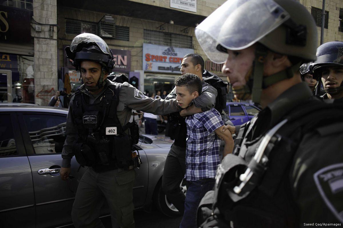 I parlamentari britannici sostengono la mozione sulla detenzione militare israeliana dei bambini palestinesi