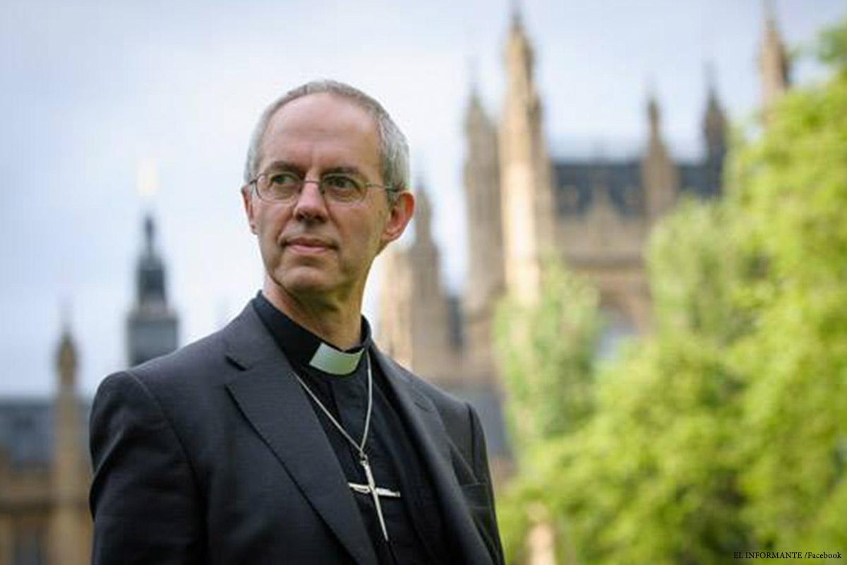 L'Arcivescovo di Canterbury ricorda all'UK la sua promessa non mantenuta verso i Palestinesi
