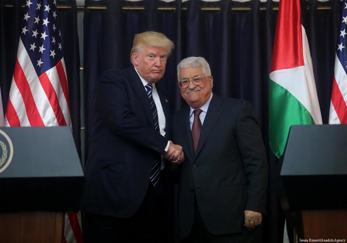 La Palestina si sta muovendo per interrompere tutti i rapporti con gli USA