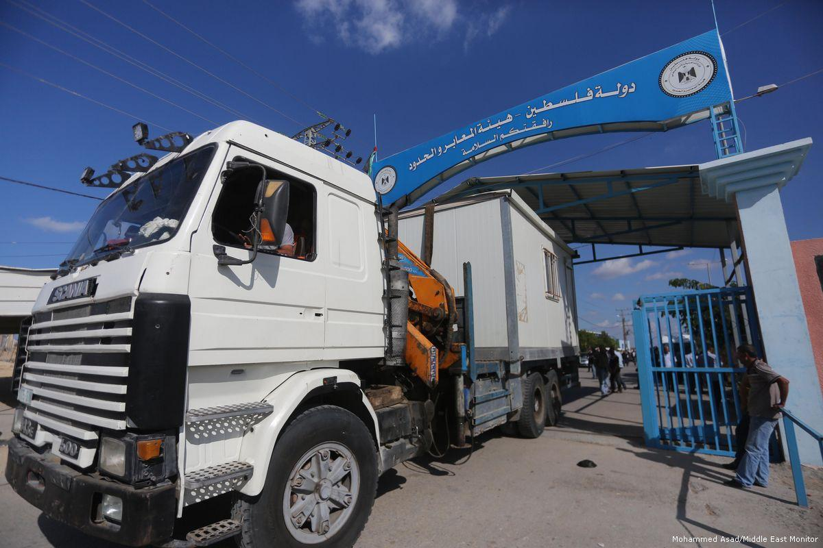 """""""Il passaggio del controllo di Rafah all'ANP elimina ogni giustificazione israeliana per l'assedio su Gaza"""""""