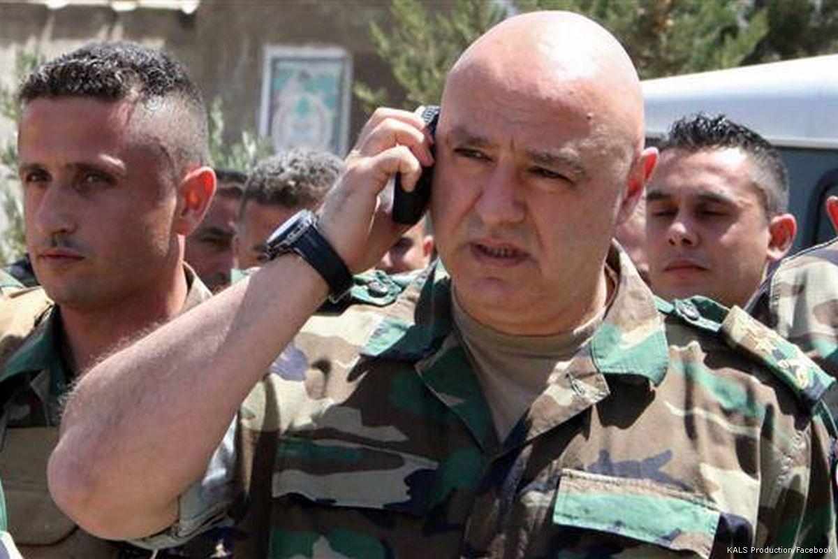 Esercito libanese in allerta per minacce israeliane