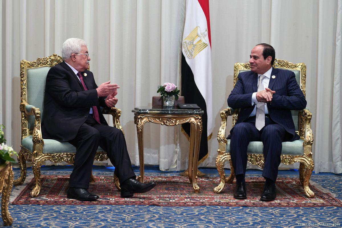 Arabia Saudita e l'Egitto usano il valico di Rafah per fare pressioni sull'ANP