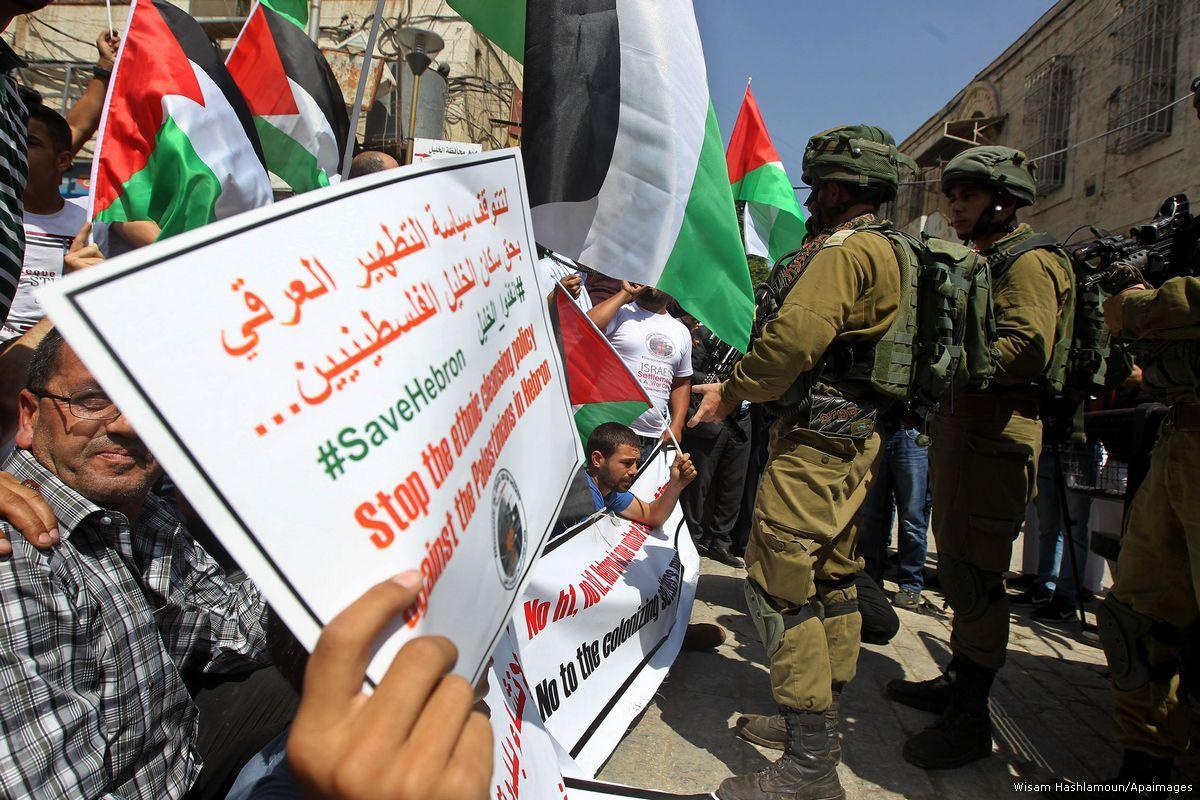 Peace Now mette in guardia contro l'accelerazione della confisca di terre palestinesi