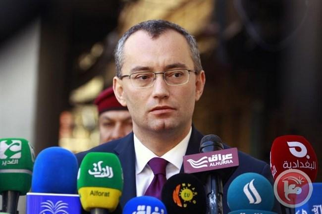 L'inviato ONU e le missioni EU celebrano la presa di controllo dell'ANP dei valichi di Gaza