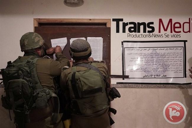 A ottobre, record di violazioni israeliane ai danni dei media palestinesi