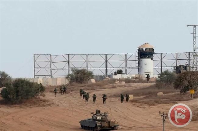 Forze egiziane sparano a Palestinesi nel Sinai