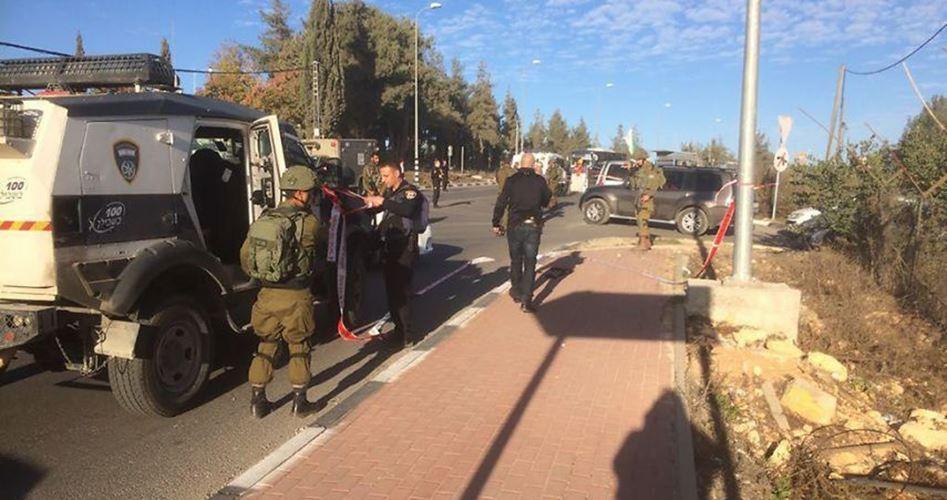 Betlemme, palestinese ferito in presunto attacco anti-occupazione