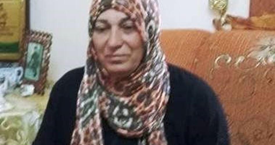 Il tribunale di Ofer multa la madre di un prigioniero politico palestinese
