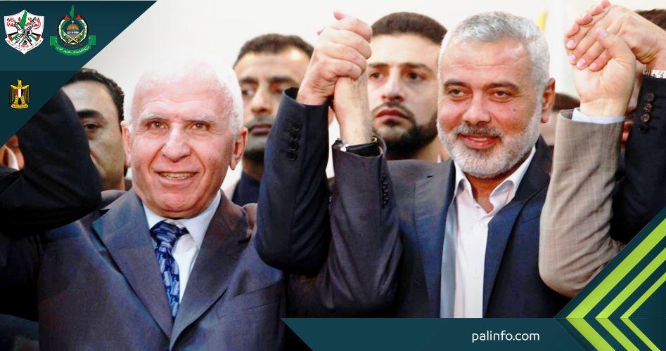 Le fazioni palestinesi al Cairo per i colloqui di riconciliazione nazionale