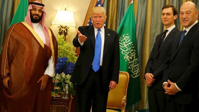 Il principe saudita ordina al presidente palestinese di accettare il piano di pace varato da Kushner