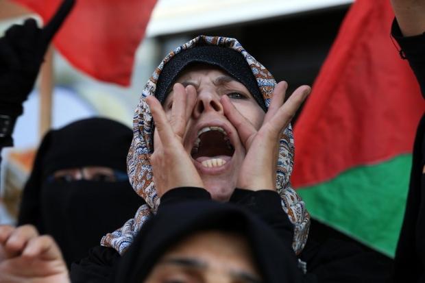 Metà delle donne palestinesi sono disoccupate