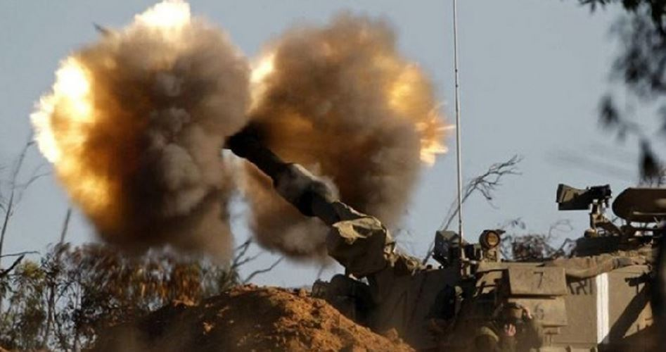 Striscia di Gaza, bombardamenti israeliani contro postazioni della resistenza