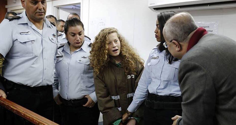 Un'altra settimana di carcere per Ahed Tamimi