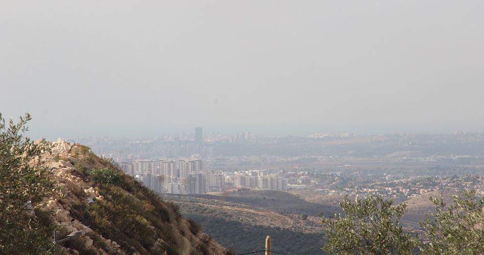 150 abitazioni in costruzione nella colonia di Avni Hvitz
