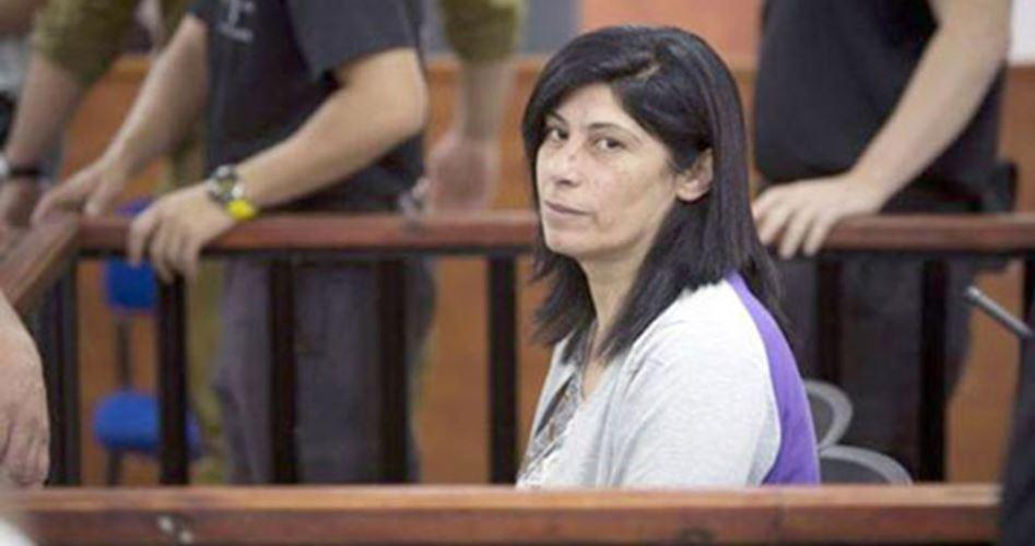 Prorogata di altri sei mesi la detenzione amministrativa di Khalida Jarrar