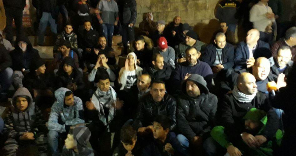 377 Palestinesi tra feriti e asfissiati durante manifestazioni pro-Gerusalemme