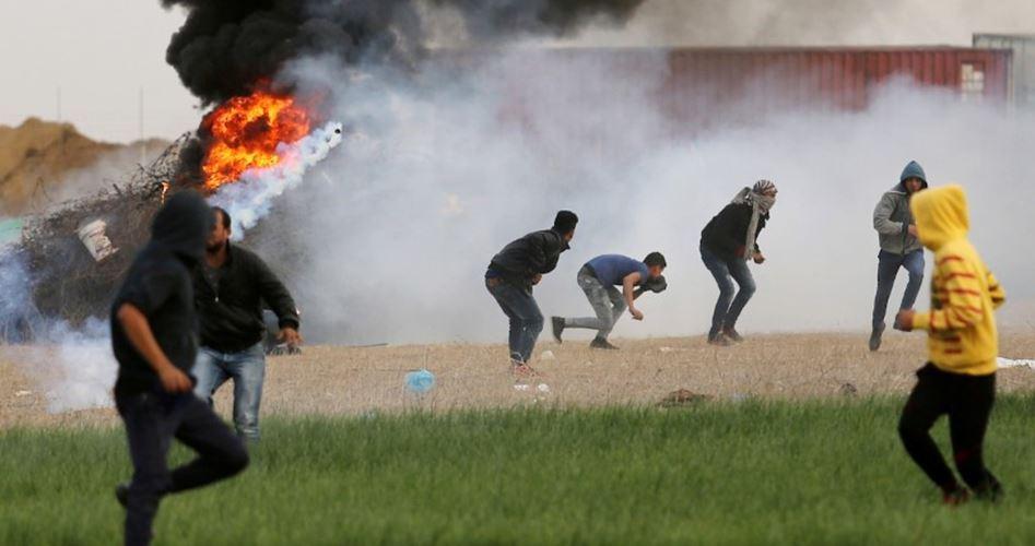 Striscia di Gaza, 8 palestinesi uccisi e 535 feriti dalle forze israeliane