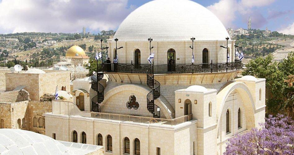 Israele costruirà una nuova grande sinagoga a Gerusalemme