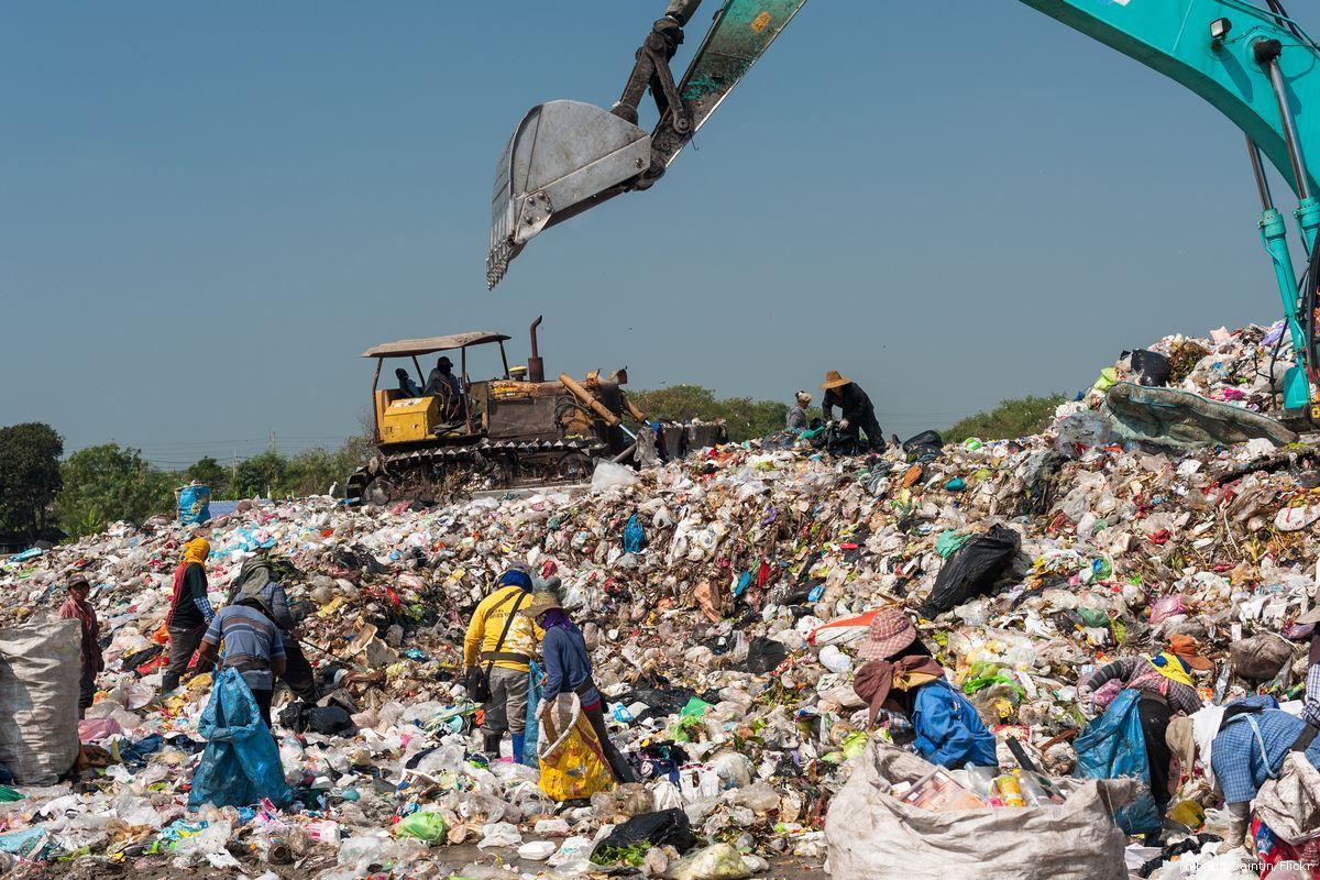 La Cisgiordania usata anche come discarica: impianti israeliani per il trattamento dei rifiuti
