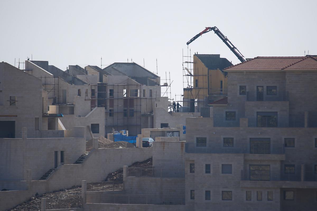Israele autorizza 11 milioni di dollari per le colonie illegali nella Cisgiordania occupata
