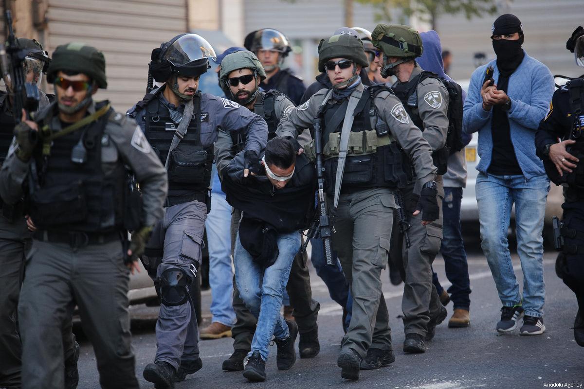 620 Palestinesi arrestati in 3 settimane