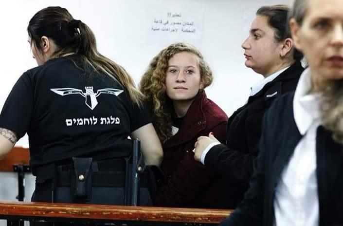 Israele proroga la detenzione di Ahd Tamimi