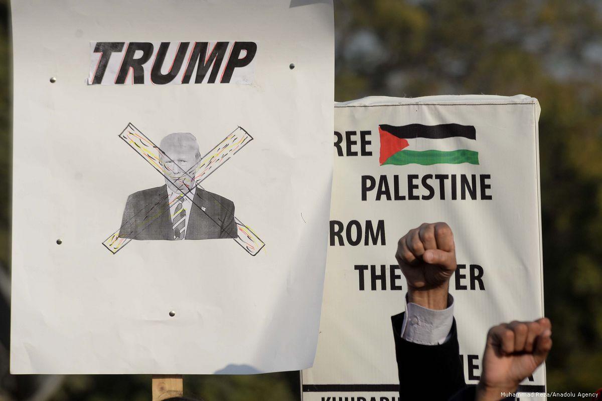 Trump ha confermato la morte del processo di pace?
