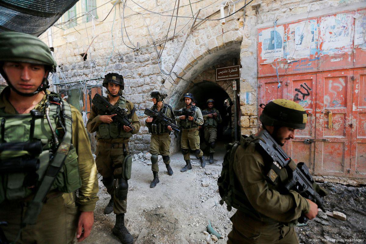 """L'esercito israeliano ha imposto """"severe restrizioni"""" alle comunità palestinesi vicino a Hebron"""