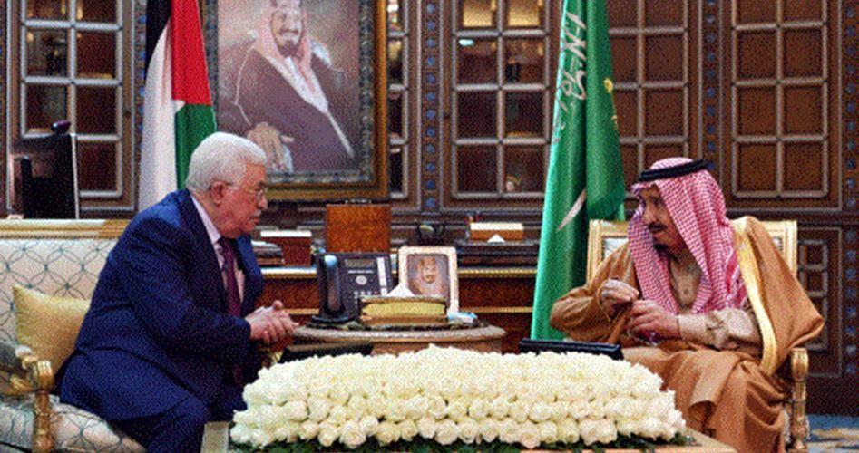 L'Arabia Saudita a Abbas: sosteniamo stato palestinese con Gerusalemme Est come capitale