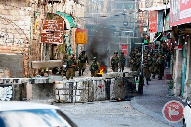 70 Palestinesi feriti durante scontri con le forze di occupazione