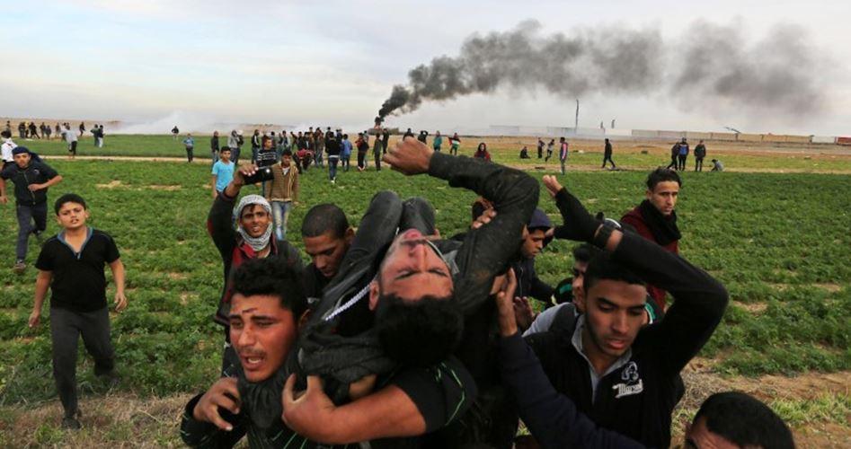 Striscia di Gaza, 4 Palestinesi feriti dalle forze israeliane