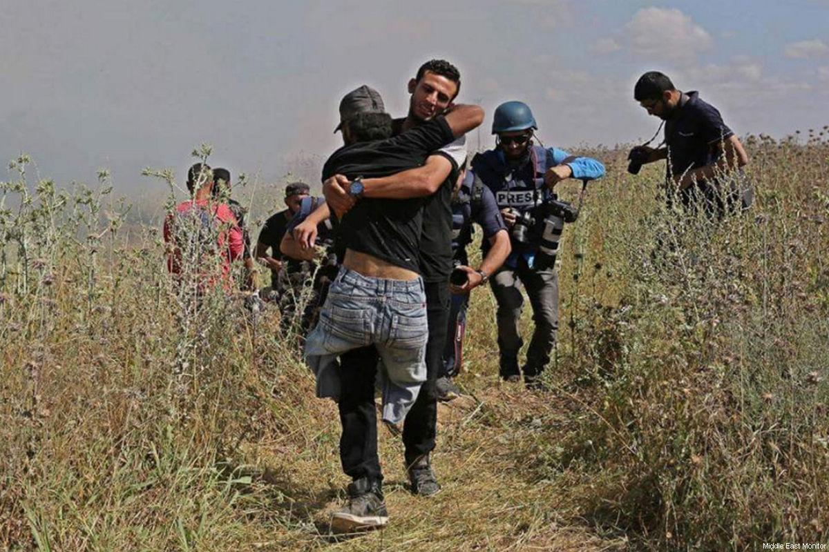 """UN condanna atto """"scioccante"""" israeliano contro disabile palestinese"""
