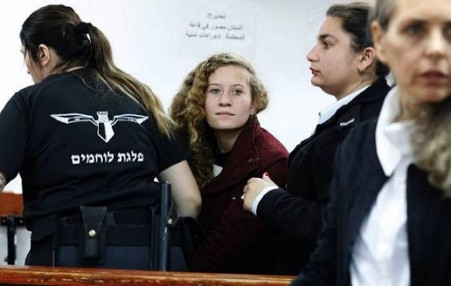 AI: Israele deve rilasciare immediatamente Ahed Tamimi
