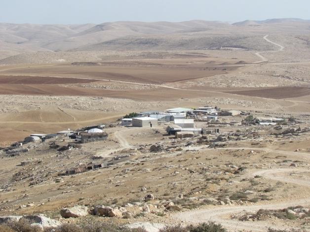 """L'OCHA: 1300 Palestinesi nelle colline di Hebron soggette a """"ambiente coercitivo"""""""