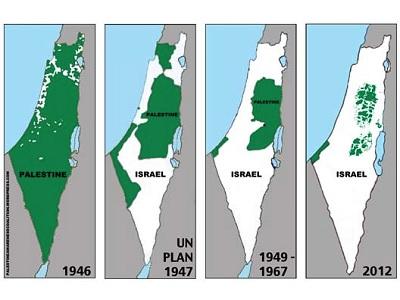 70 anni di promesse mancate: la storia non raccontata del piano di partizione