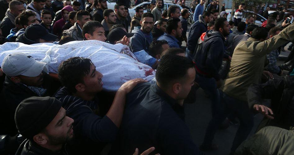 Dicembre 2017: 4 morti, migliaia di feriti e 700 arrestati