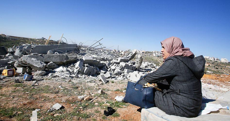 Ordini di demolizione ed evacuazione di strutture palestinesi a Betlemme