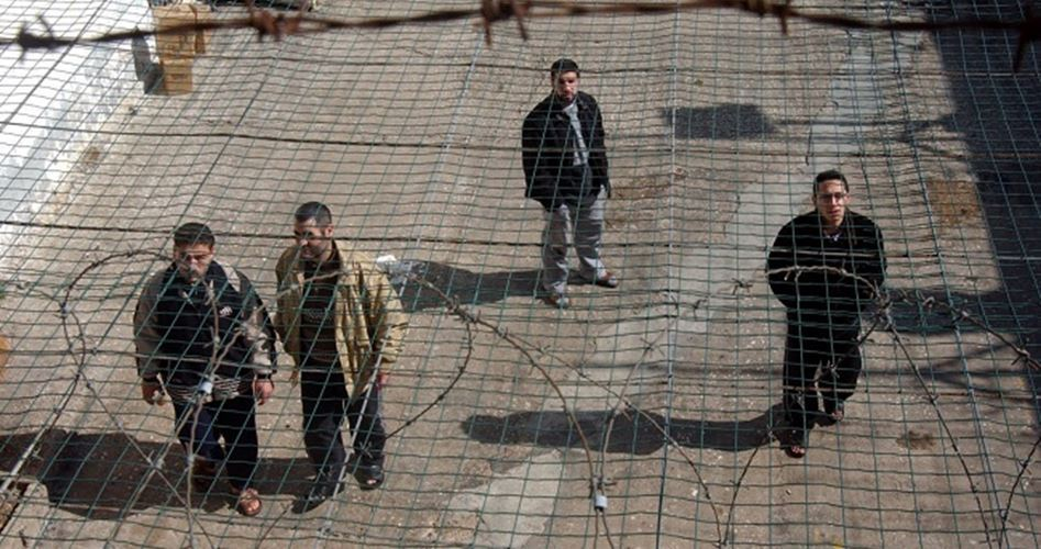 2.000 libri sottratti da Israele ai prigionieri palestinesi
