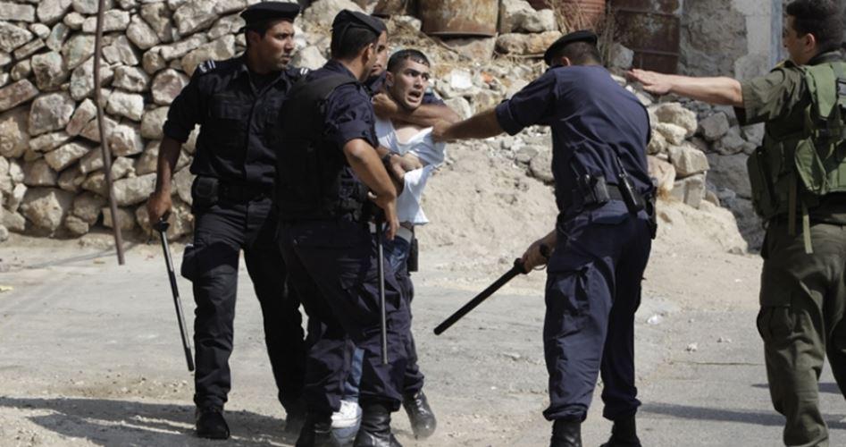 Nel 2017 l'ANP ha commesso 4071 violazioni contro i Palestinesi