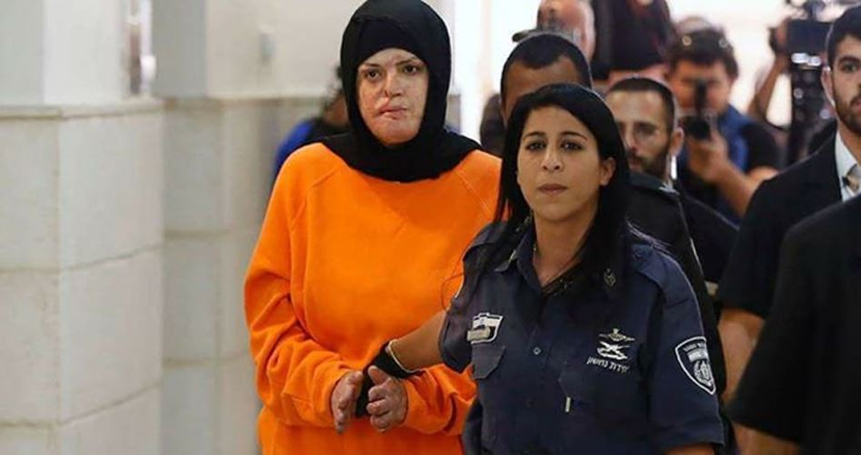 Giovane madre palestinese imprigionata e ammalata, senza cure mediche