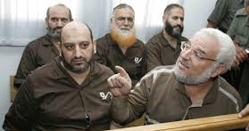 14 parlamentari palestinesi arrestati nel 2017