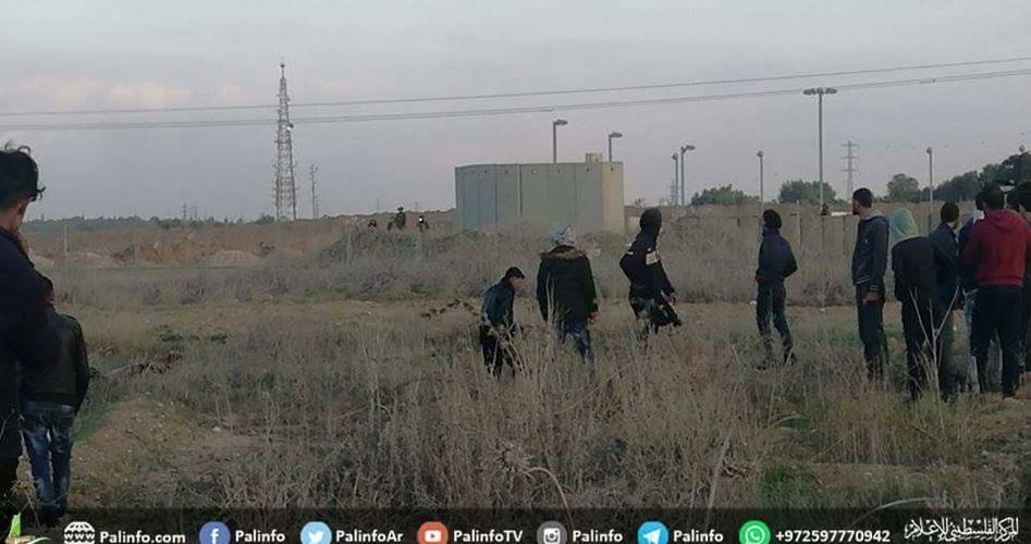 4 feriti dalle forze israeliane a est di Gaza