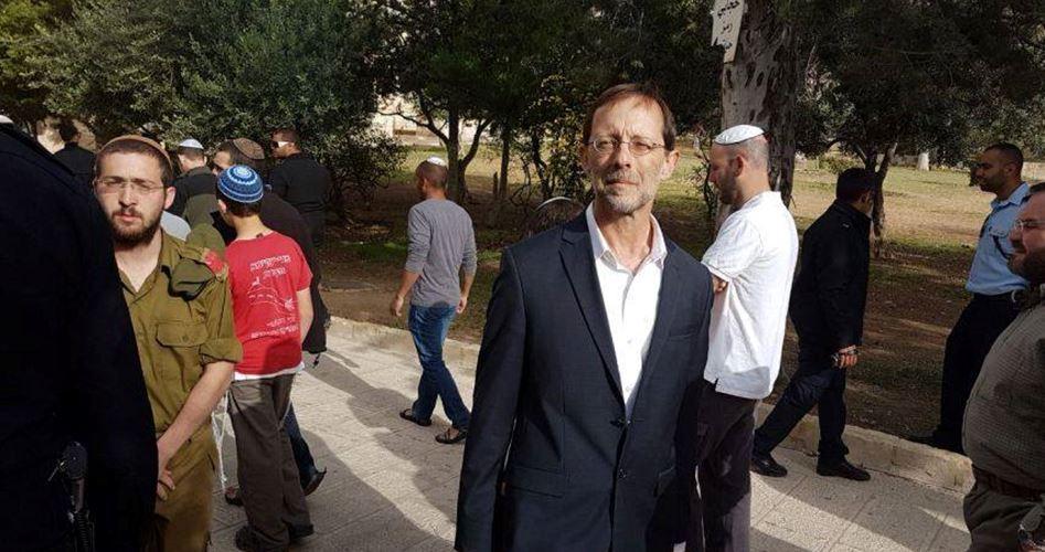 57 coloni invadono al-Aqsa, guidati dall'estremista Glick
