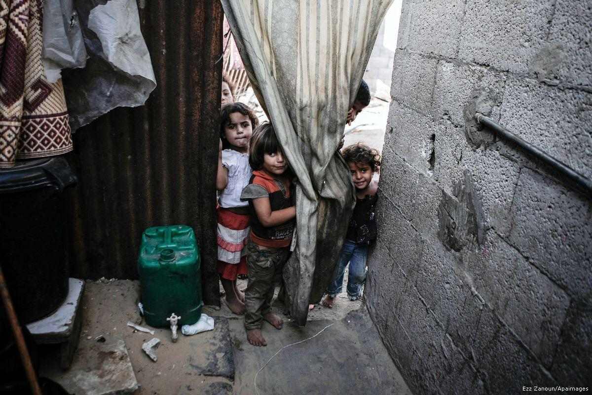 L'ANP di Abbas nega la crisi umanitaria di Gaza