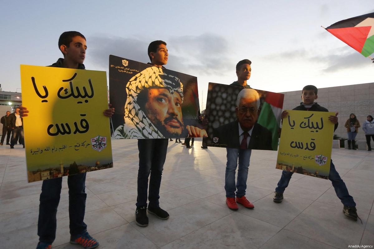 """Fatah: pronti per la """"resistenza armata"""""""