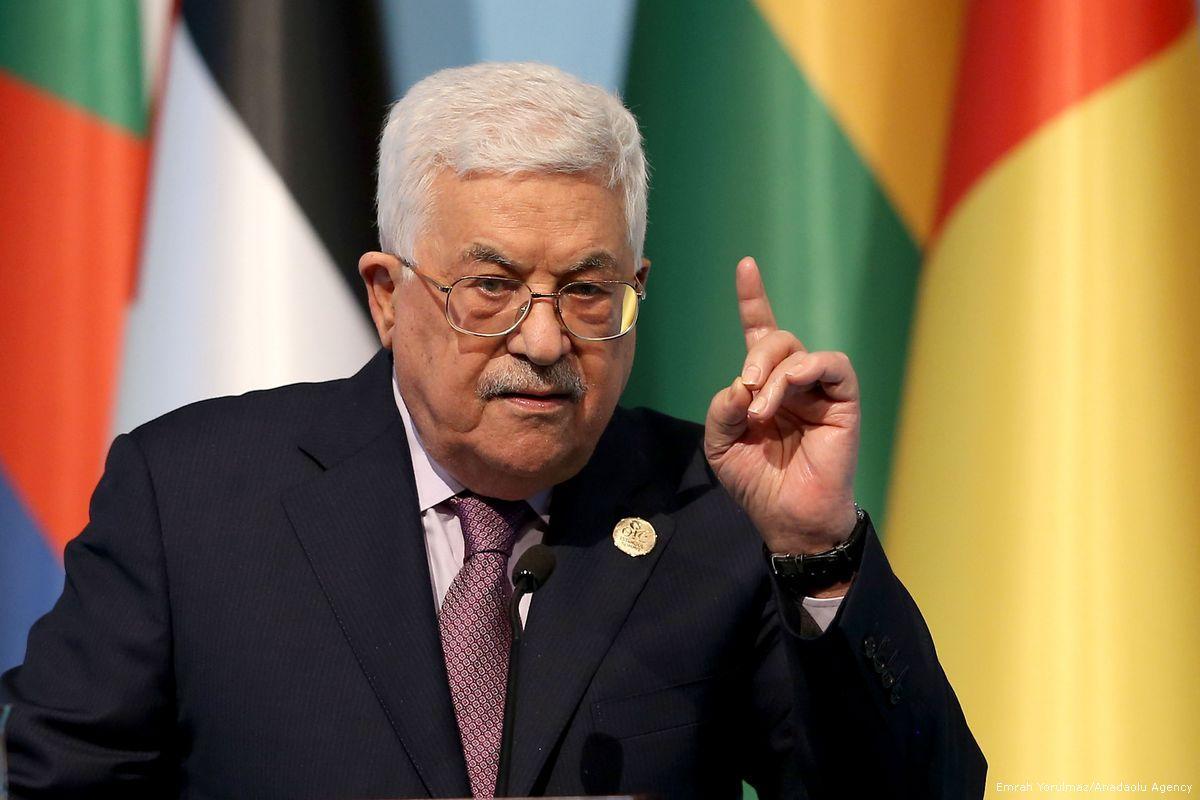Abu Mazen e l'oscuro ruolo degli Arabi