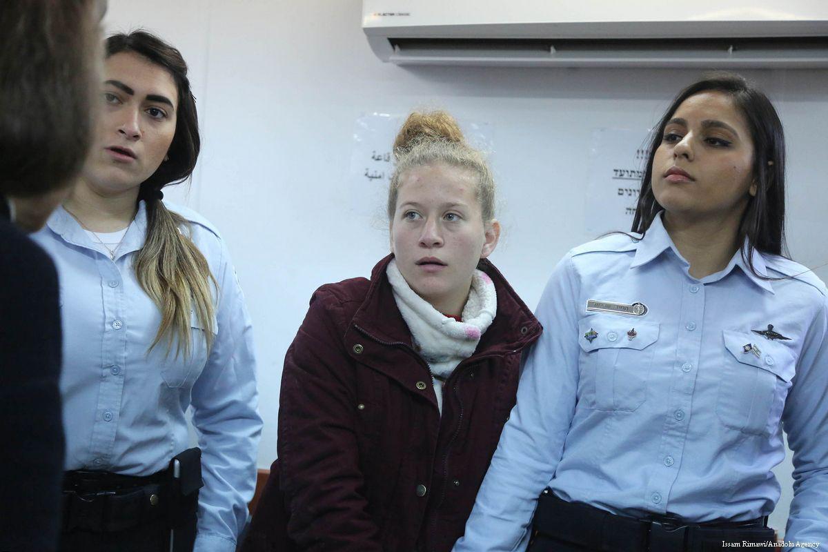 La campagna per la liberazione di Ahed Tamimi dovrebbe riflettere il suo esempio