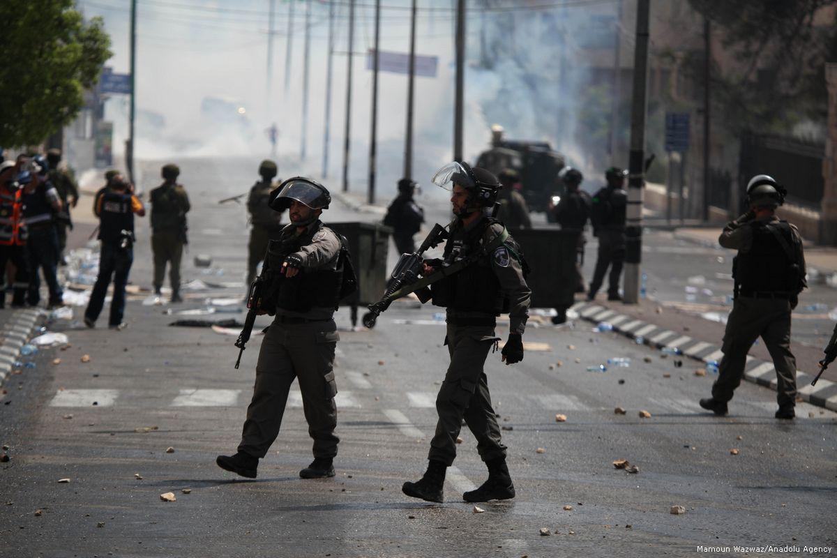Parole e fatti: la genesi della violenza israeliana